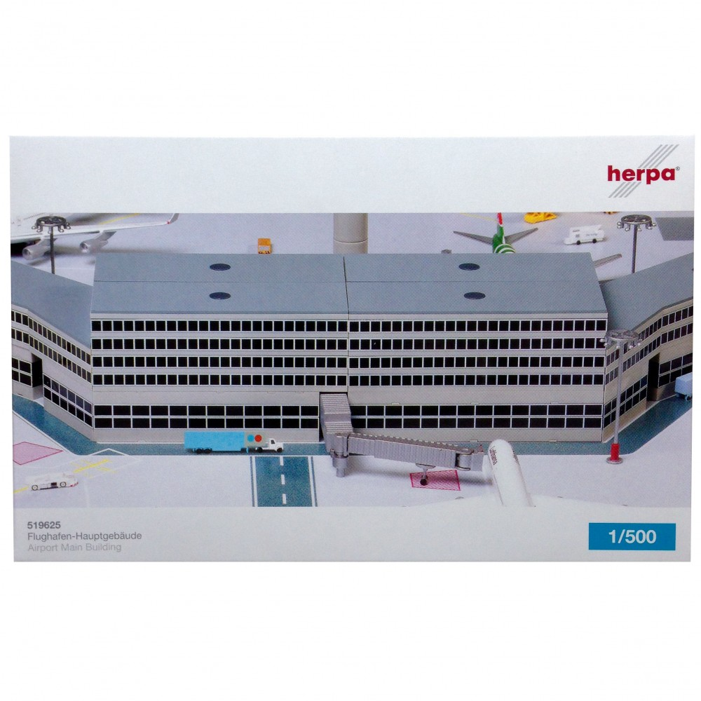 Herpa 519892  Airport Accessories X 1:500 suberb detail