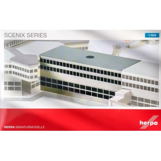 Herpa Wings Scenix Airport Building Departure Halls without Recess 1/500 Scale 519656