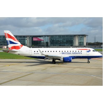 Herpa Wings British Airways Cityflyer Embraer E170 G-LCYG 1/500 Scale 531092