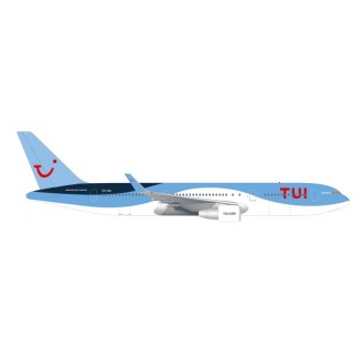 Herpa Wings 534246 TUI Airlines Belgium Boeing 767-300 OO-NLS Sunshine 1/500 Scale Pre-Order