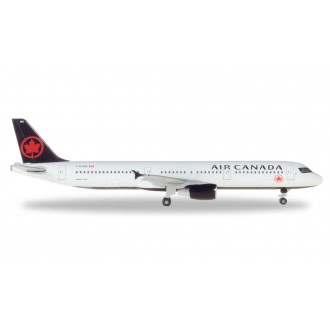 Herpa Wings Air Canada Airbus A321 C-GJWO 1/500 Scale 530804