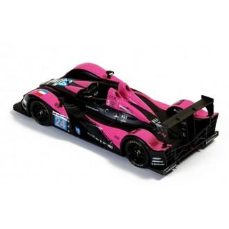 IXO Pescarolo 01-Judd #24 J. Nicolet-R. Hein-J-F. Yvon Le Mans 2010 1/43 Scale LMM203P 4895102319183