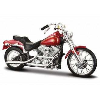 Maisto Harley-Davidson 1984 FXST Softail 1/18 Scale