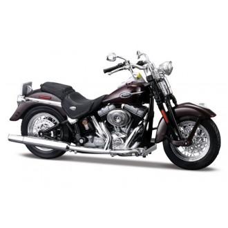 Maisto Harley Davidson 2005 FLSTCI Softail Springer Classic 1/18 Scale