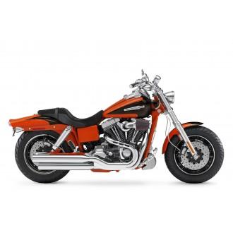 Maisto Harley-Davidson 2009 FXDFSE CVO Fat Bob Orange 1/18 Scale