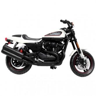 Maisto Harley-Davidson 2011 XR1200X White 1/18 Scale