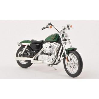 Maisto Harley-Davidson 2011 XR1200X Green 1/18 Scale
