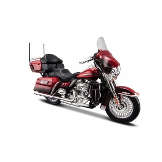 Maisto Harley-Davidson 2013 FLHTK Electra Glide Ultra Limited Red 1/18 Scale