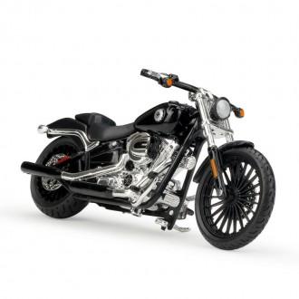 Maisto Harley Davidson 2016 Breakout Black 1/18 Scale