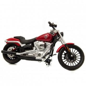 Maisto Harley Davidson 2016 Breakout Red 1/18 Scale