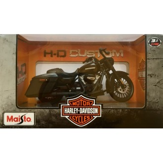 Maisto Harley-Davidson 2017 Road King Special Black 1/18 Scale