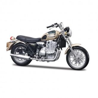 Maisto Triumph Thunderbird Gold 1:18 Scale