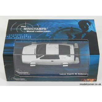 Minichamps James Bond Collection Lotus Esprit S1 Submarine 1/43 Scale 135270