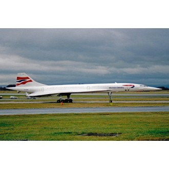 Skymarks British Airways Concorde 1/250 Scale SKR106