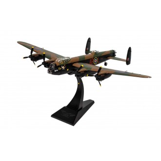 Corgi Aviation Archive Avro Lancaster B.1 PA474 Battle of Britain Memorial Flight 1:72 Scale AA32626
