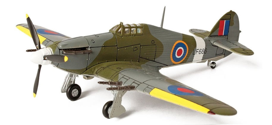 UK RAF Hurricane
