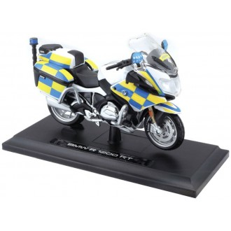 Maisto BMW R 1200 RT Police Authority UK Special edition 1:18 Scale 15953UK