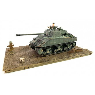 Forces of Valor British Sherman Firefly Normandy 1944 801036A Pre-Order