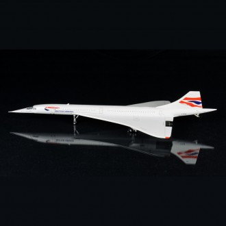 Gemini 200 British Airways Aerospatiale Concorde G-BOAB 1:200 Scale G2BAW915 PREORDER