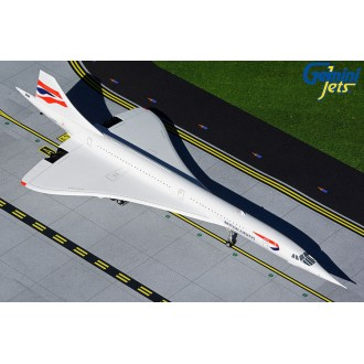 Gemini 200 British Airways Aerospatiale Concorde G-BOAB 1:200 Scale G2BAW915