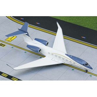Gemini 200 Private Business Jet Gulfstream G650 N653GJ 1:200 Scale G2GLF888
