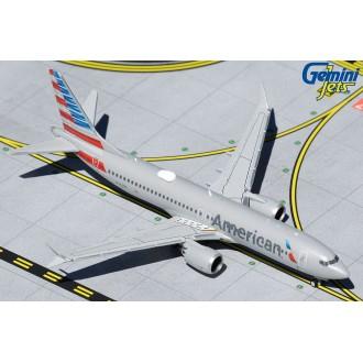 Gemini Jets American Airlines Boeing 737 MAX 8 N324RN 1:400 Scale GJAAL1863