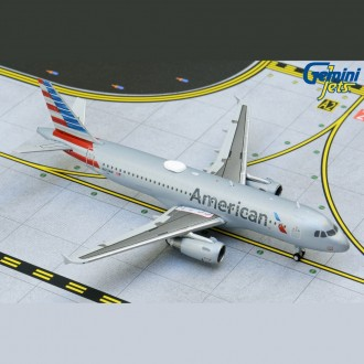 Gemini Jets American Airlines Airbus A320-232 N651AW 1:400 Scale GJAAL1864 PREORDER