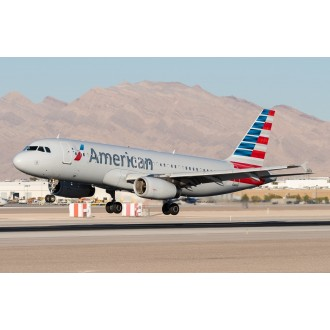 Gemini Jets American Airlines Airbus A320-232 N651AW 1:400 Scale GJAAL1864