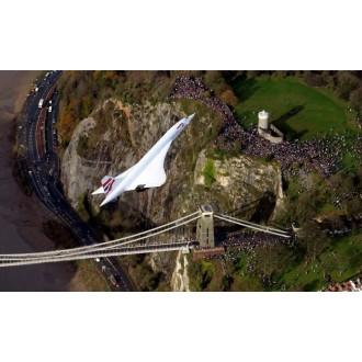 Gemini Jets British Airways Aerospatiale Concorde G-BOAF 1:400 Scale GJBAW1667