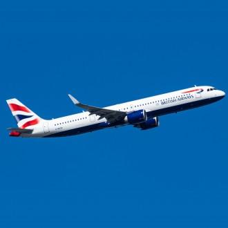Gemini Jets British Airways Airbus A321neo G-NEOP 1:400 Scale GJBAW1836