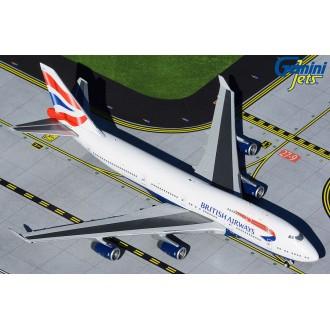 Gemini Jets British Airways Boeing 747-400 G-CIVN 1:400 Scale GJBAW1934 PREORDER