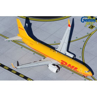 Gemini Jets DHL Swift Air Boeing 737-800 BDSF N737KT 1:400 Scale GJDHL1948
