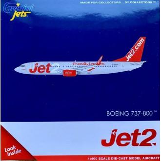 Gemini Jets Jet2.com Boeing 737-800 G-GDFR 1:400 Scale GJEXS1936
