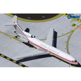 Gemini Jets Boeing 727-200 Kalitta Charters N726CK 1:400 Scale GJKFS1957 PREORDER