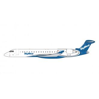 Gemini Jets Skywest Airlines Bombardier CRJ-700 N604SK 1:400 Scale GJSKW1265