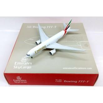 Gemini Jets Emirates Sky Cargo Boeing 777-F A6-EFF 1/400 Scale GJUAE1286