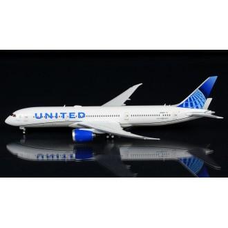 Gemini Jets United Boeing 787-9 Dreamliner N24976 1:400 Scale GJUAL1795