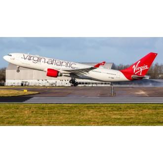 Gemini Jets Virgin Atlantic Airbus A330-200 G-VMIK 1:400 Scale GJVIR1763