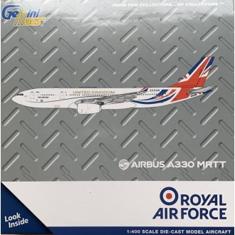 Gemini MACS Royal Air Force Airbus A330 MRTT Voyager ZZ336 1:400 GMRAF102