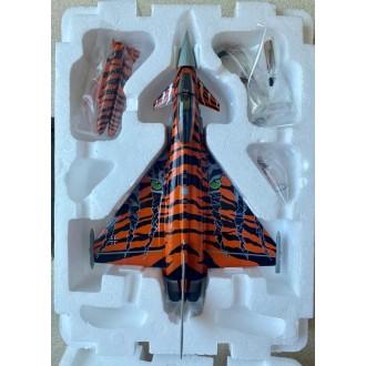 Hobby Master Eurofighter Typhoon Bronze Tiger 30+09 Taktisches Luftwaffengeschwader 74 TktLwG 74 Neuburg AB Tiger Meet 2014 1:72 Scale HA6609