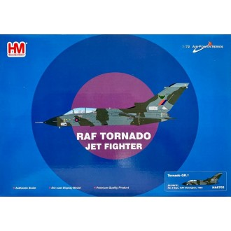 "Hobby Master Tornado GR.1 ZA 592""G"" No. 9 Sqn. RAF Honington 1983 1:72 Scale HA6702"