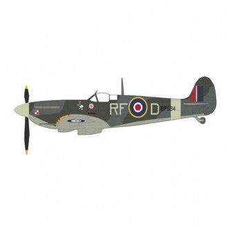 Hobby Master Avaiation Spitfire MK. Vb RF-D/EP594 303 Squadron. RAF Lt. Jan Zumbach Aug/Sept 1942 1:48 Scale HA7856