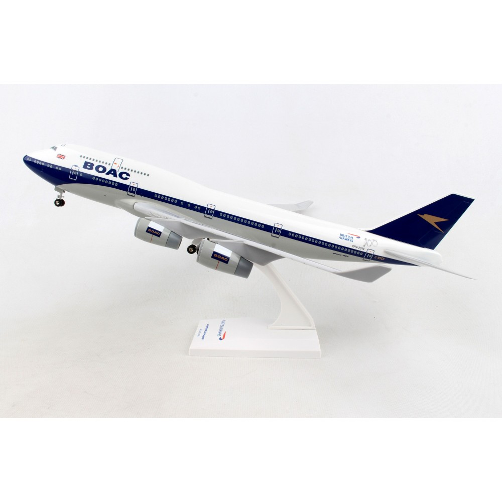 Skymarks British Airways Concorde Resin Model Aircraft 1//250 Scale SKR106