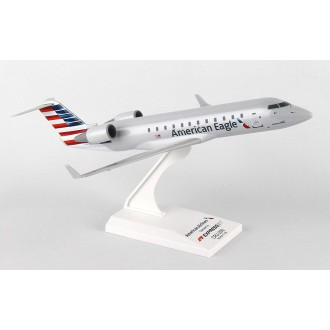 SkyMarks American Airlines Expressjet American Eagle Bombardier CRJ200 1/100 Scale SKR865
