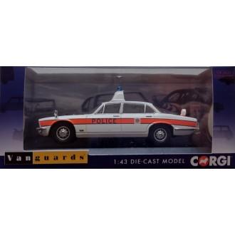 Corgi Vanguard Jaguar XJ6 Series 2 4.2 Litre Thames Valley Police White 1:43 Scale VA13904
